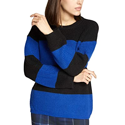 Sanctuary Clothing Women's Rugby-Stripe Sweater at Women's Clothing store