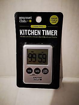 Gourmet Club Kitchen Timer