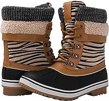 Sweet Home Collection · Global Win GLOBALWIN Women s Waterproof Winter Snow  Boots ... 28fe160493ff5
