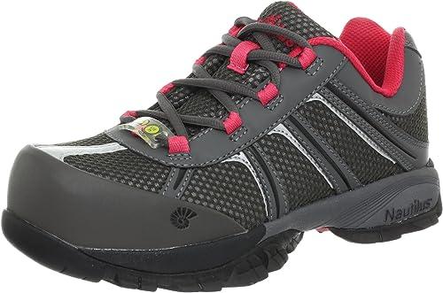 Amazon.com: Nautilus Calzado de seguridad zapato de trabajo ...