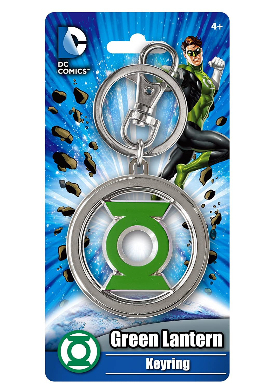 CITY TIME timecity DC Comics - Green Lantern - Logo Pewter ...