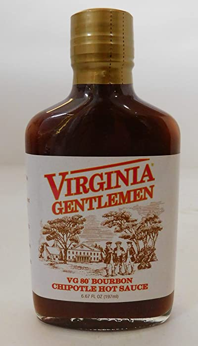 Virginia Gentleman Hot Sauce
