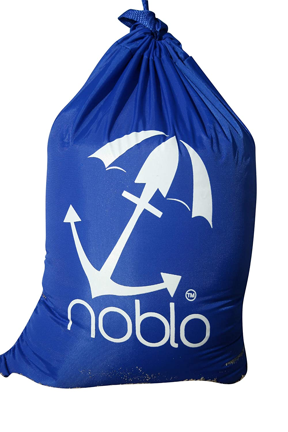 The noblo Umbrella Buddy-Simple Beach Shade Umbrella Anchor travel product recommended by Katie Rego on Lifney.