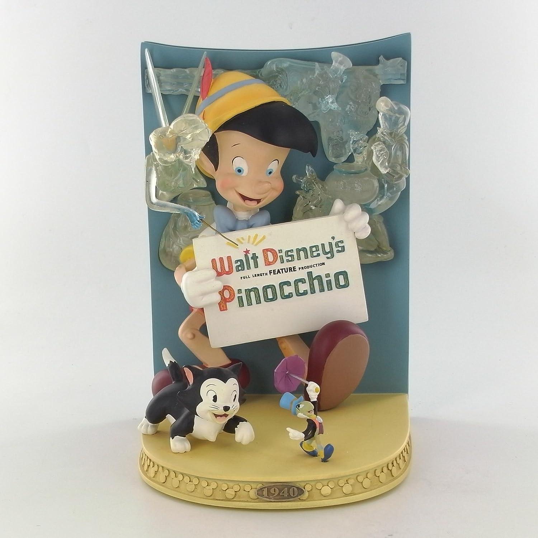Master Replicas Disney Statue Pinocchio 3D Poster 26 cm