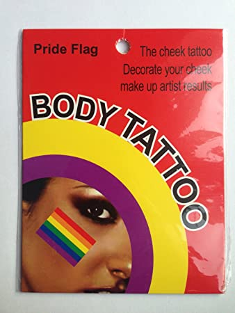 Amusing message gay and lesbian tattoo something