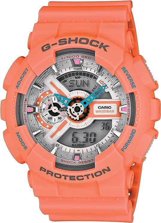 [カシオ] 腕時計 ジーショック Dusty Neon Series GA-110DN-4AJF