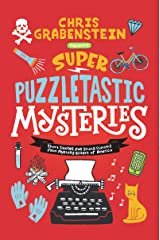 Super Puzzletastic Mysteries: Short Stories for Young Sleuths from Mystery Writers of America Kindle Edition