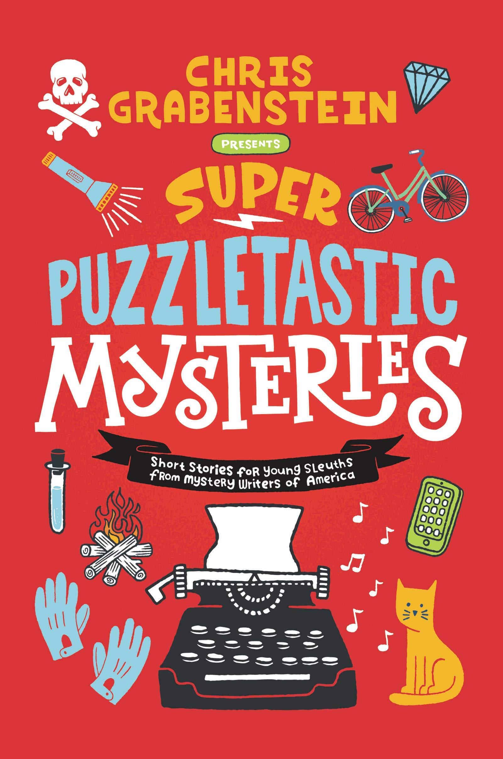 Grabenstein, C: Super Puzzletastic Mysteries