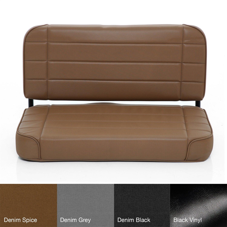 Smittybilt 8017N Denim Spice Standard Rear Seat