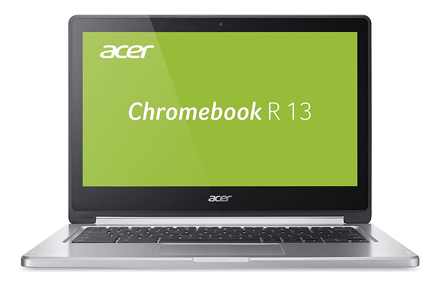 TALLA 32 GB (eMMC). Acer, Chromebook r13, 2in1 convertible full-hd ips touch-display 4gb 32gb flash chrome os - ordenador portátil [Teclado Aleman QWERTZ]