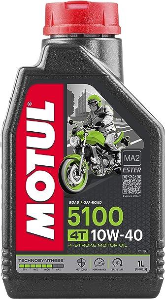 MOTUL 104066 Aceite: Motul: Amazon.es: Coche y moto