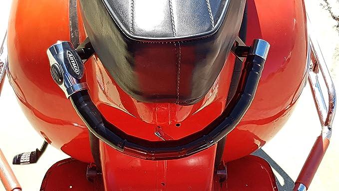 Amazon.com: ARTAGO Scooter Lock – PRACTIC patinete para ...