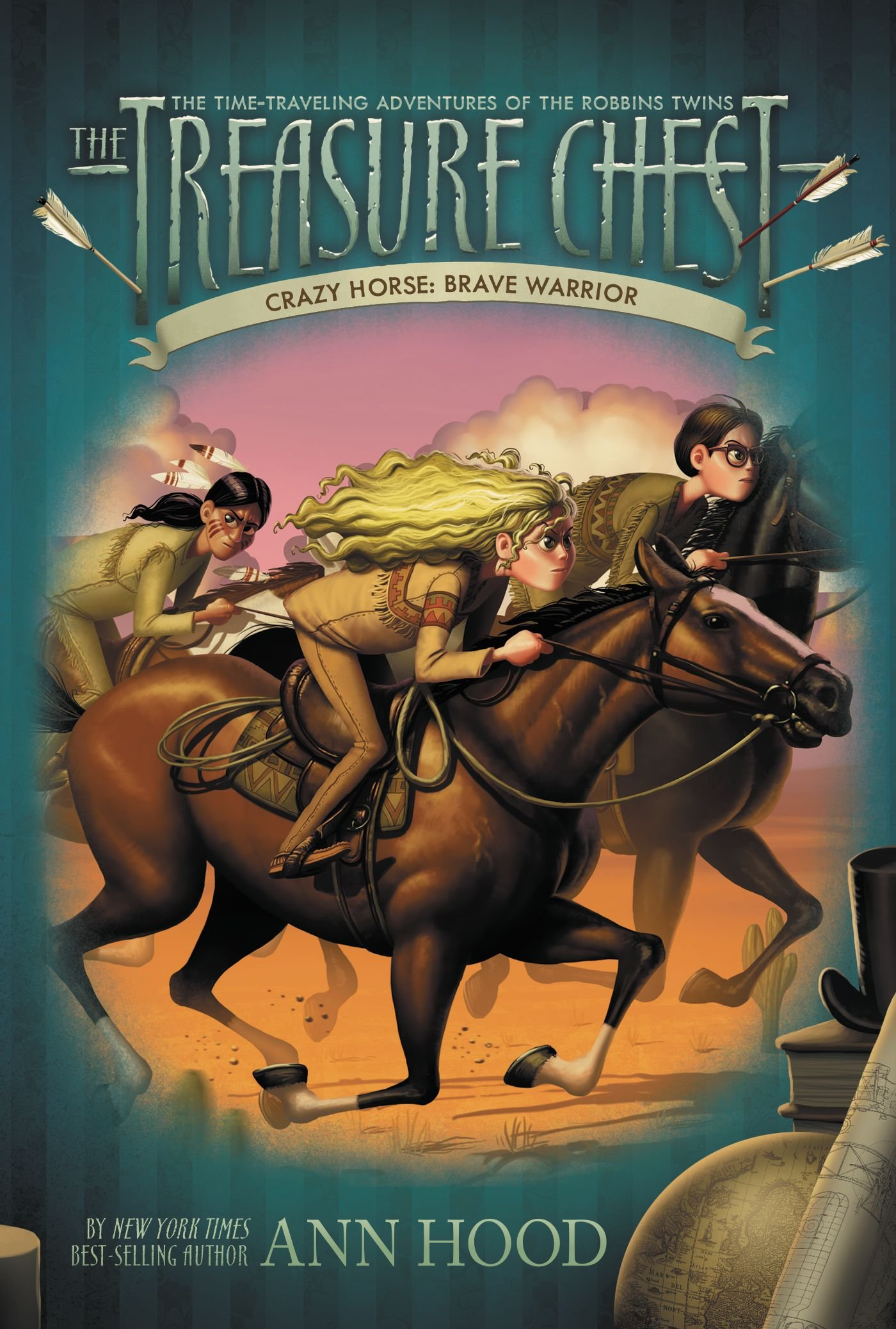Download Crazy Horse #5: Brave Warrior (The Treasure Chest) ebook