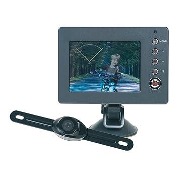 Cartrend 90106 Rückfahrkamera-System mit LCD Display: Amazon.de: Auto