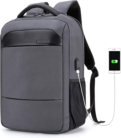 Laptop Backpack Business Travel Anti-Theft Work Computer Rucksack with USB