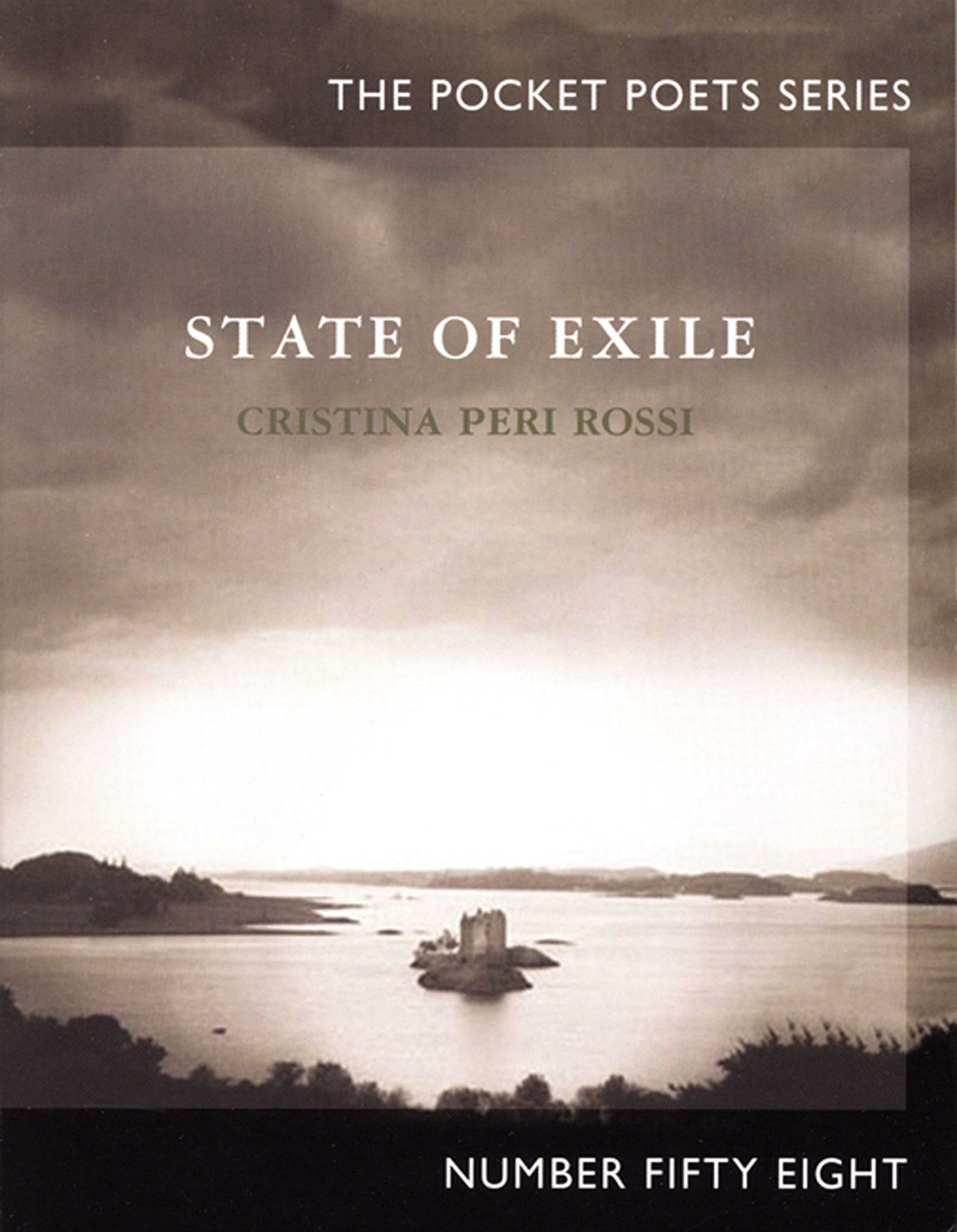 State of Exile (City Lights Pocket Poets Series) (Spanish Edition)