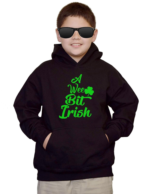 Youth A Wee Bit Irish V505 Kids Sweatshirt Hoodie