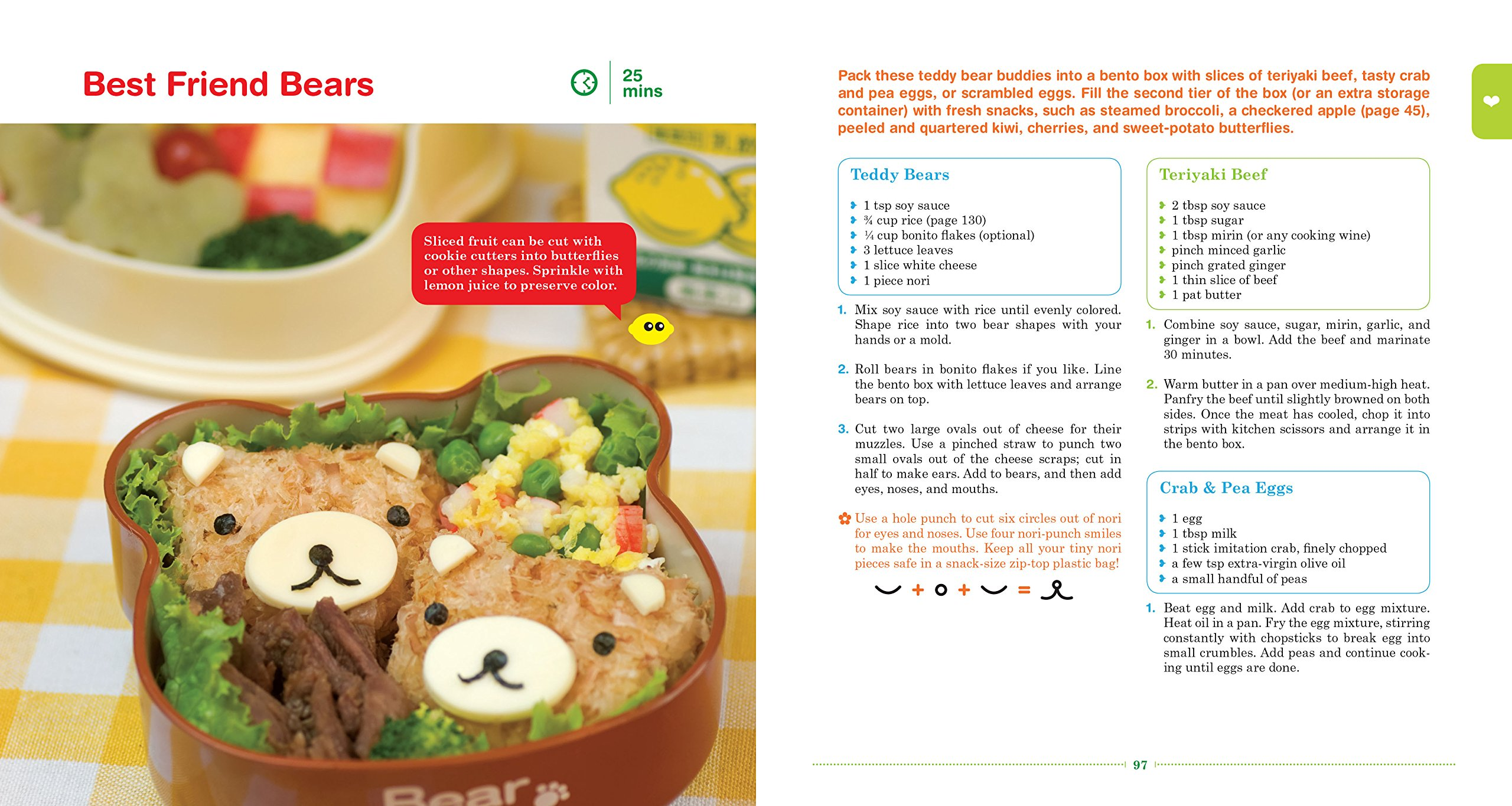 Yum Bento Box Fresh Recipes For Adorable Lunches Maki Ogawa Crystal Watanabe 8580001063263 Amazon Books