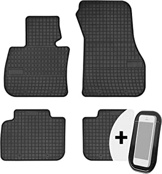Gummimatten Auto Fußmatten Gummi Automatten Passgenau 4 Teilig Set Passend Für Bmw Serie 2 F45 Active Tourer 2014 2018 Auto