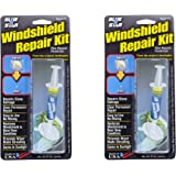 bluestar fix your windshield do it yourself windshield 2 repair kits made in