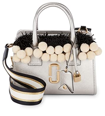 fe9c8ea7871dd Image Unavailable. Image not available for. Color  Marc Jacobs Beads and Pom  Poms Little Big Shot ...