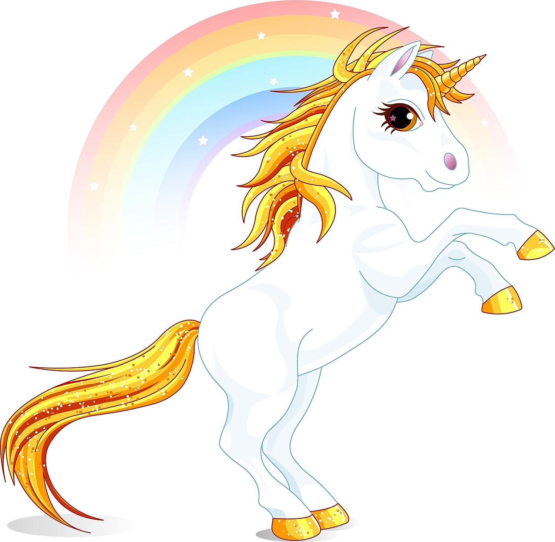 Unicorn Edible Image Cake Toppers