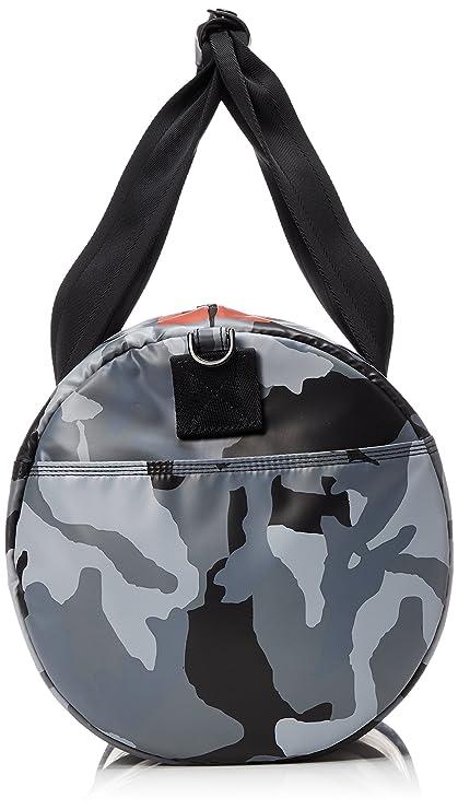Amazon Diesel Mens BOLDMESSAGE F Bold Duffle Travel Bag Grey Camo One Size Clothing