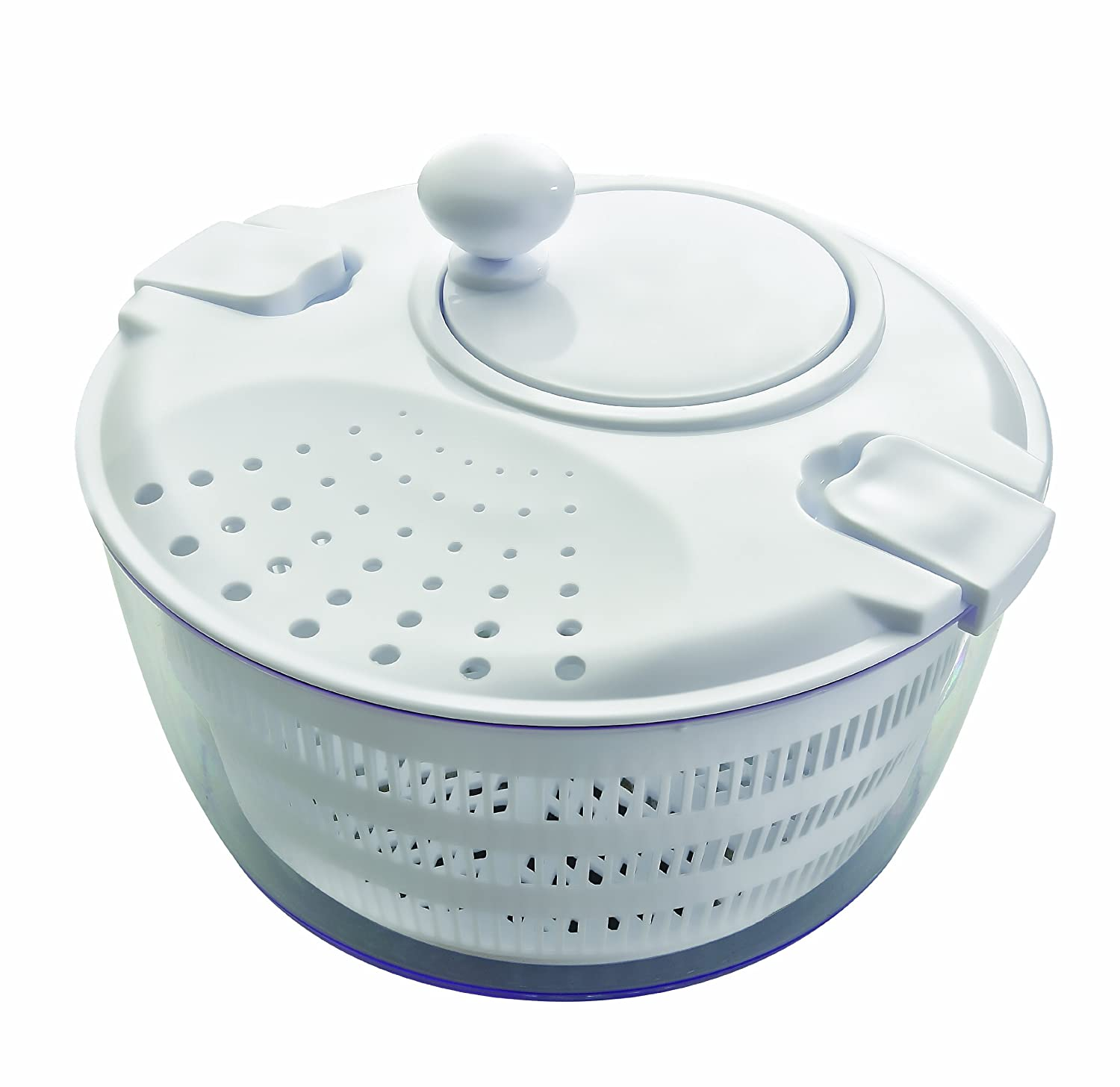Amazon.com: Big Boss Vegetable Grater and Salad Spinner, 8-Piece Set ...