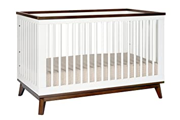 Amazon Com Babyletto Scoot 3 In 1 Convertible Crib With Toddler
