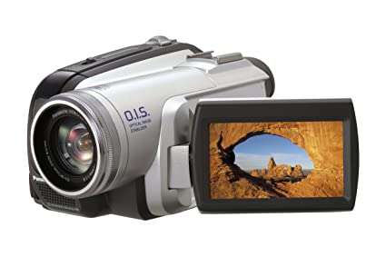 amazon com panasonic pv gs85 minidv camcorder with 32x optical rh amazon com panasonic pv gs35 manual Panasonic Handicam