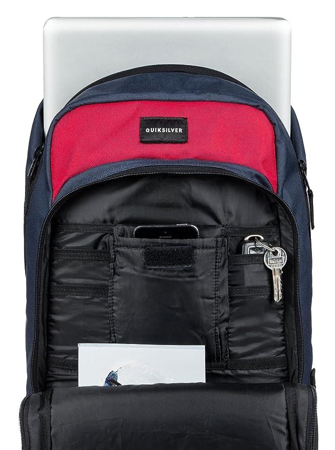 4fb232de16971 Quiksilver Skate 20L - Skate Backpack - Skate Backpack - Men - ONE SIZE   Quiksilver  Amazon.co.uk  Clothing