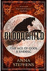 Bloodchild (The Godblind Trilogy, Book 3) Paperback