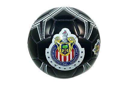 ca068155da2a Chivas De Guadalajara Soccer Authentic Official Licensed Soccer Ball Size 5  -002