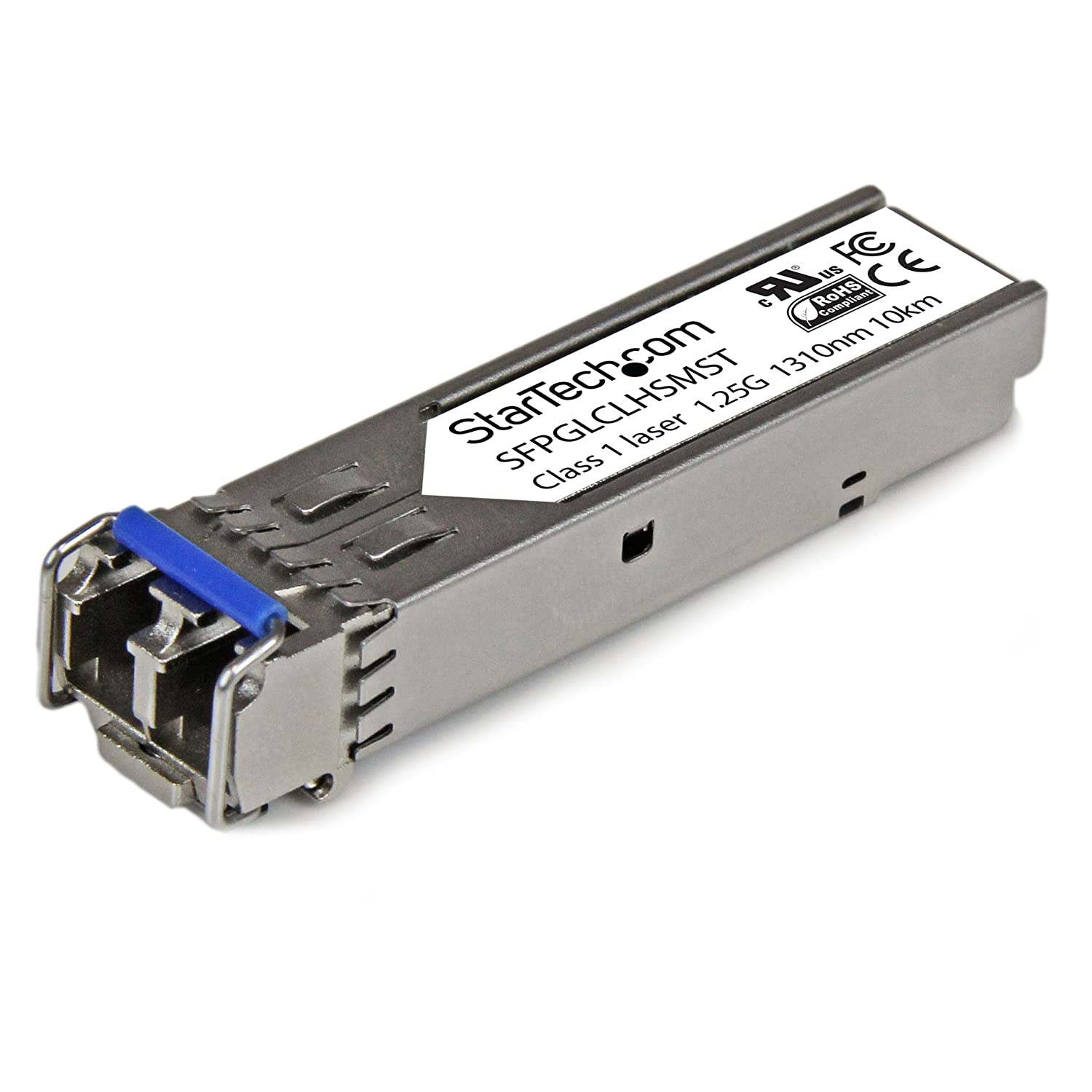 Amazon StarTech Cisco GLC LH SM patible SFP Module 1000BASE LX LH Fiber Optical Transceiver SFPGLCLHSMST puters & Accessories