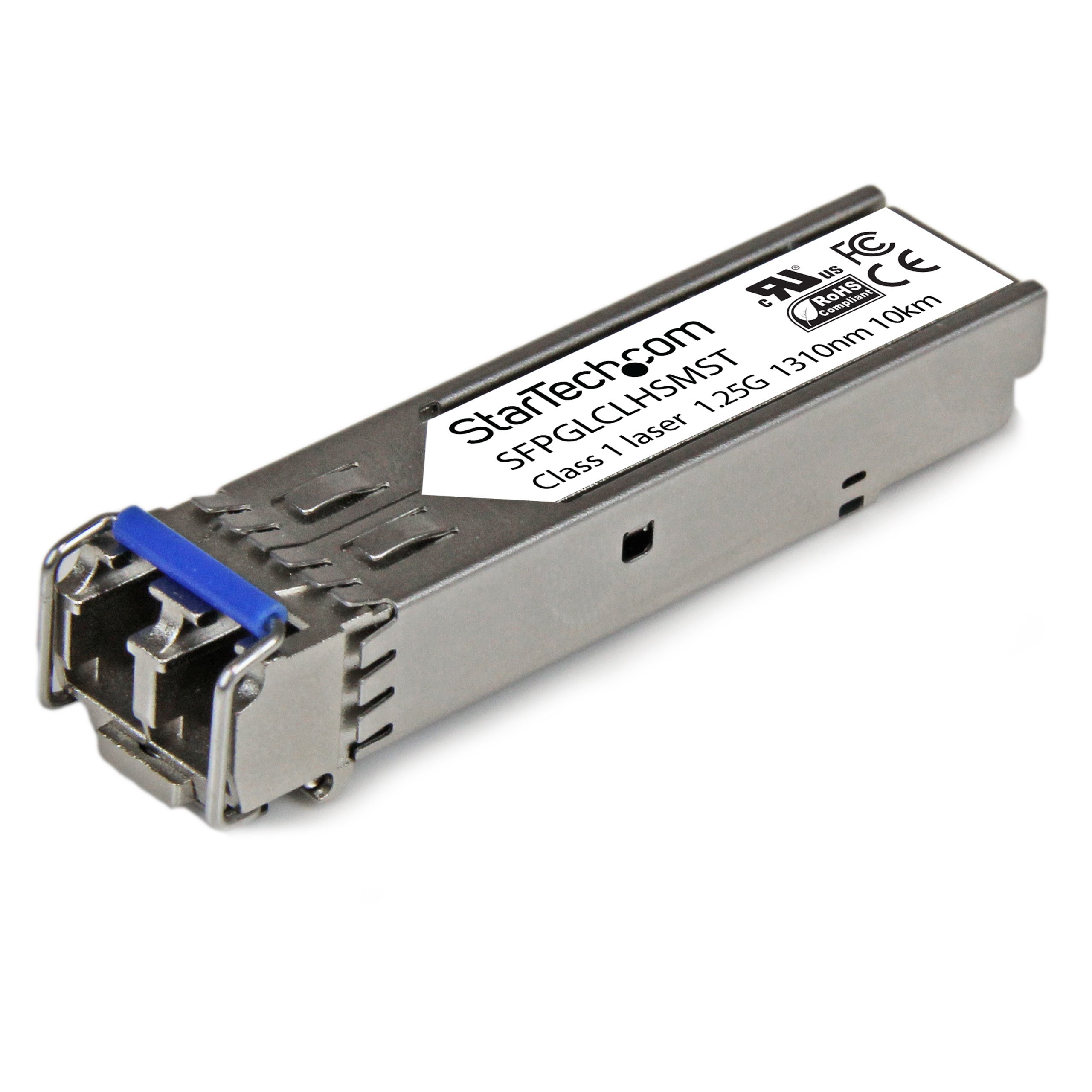 StarTech.com Cisco GLC-LH-SM Compatible SFP Module - 1000BASE-LX/LH Fiber Optical Transceiver (SFPGLCLHSMST) by StarTech