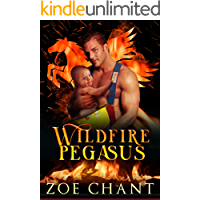 Wildfire Pegasus (Fire & Rescue Shifters: Wildfire Crew Book 4)