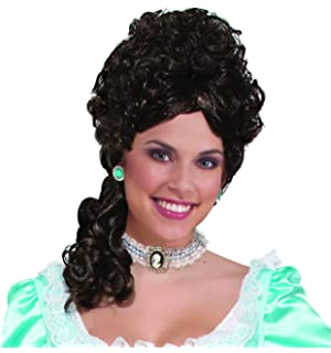 Amazon.com: Prince Charming In Box Wig For Fancy Dress Costumes ...