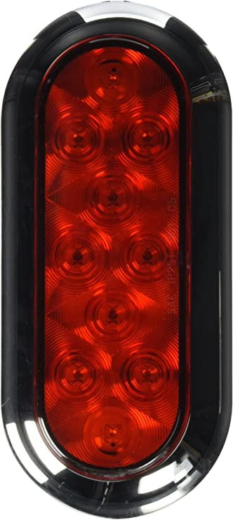 6 Pack Peterson MFG Oval Stop-Turn-Tail Lights Fast Shipping