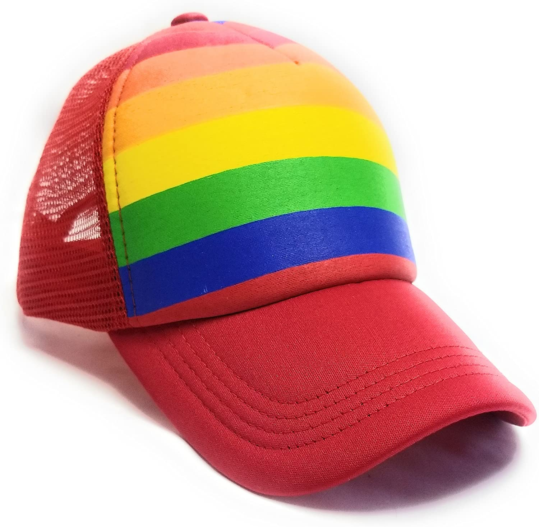 Pride Rainbow Stripes...