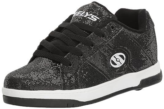 Heelys Split, Zapatillas Unisex Niños, Varios Colores (Black Disco Glitter), 32 EU
