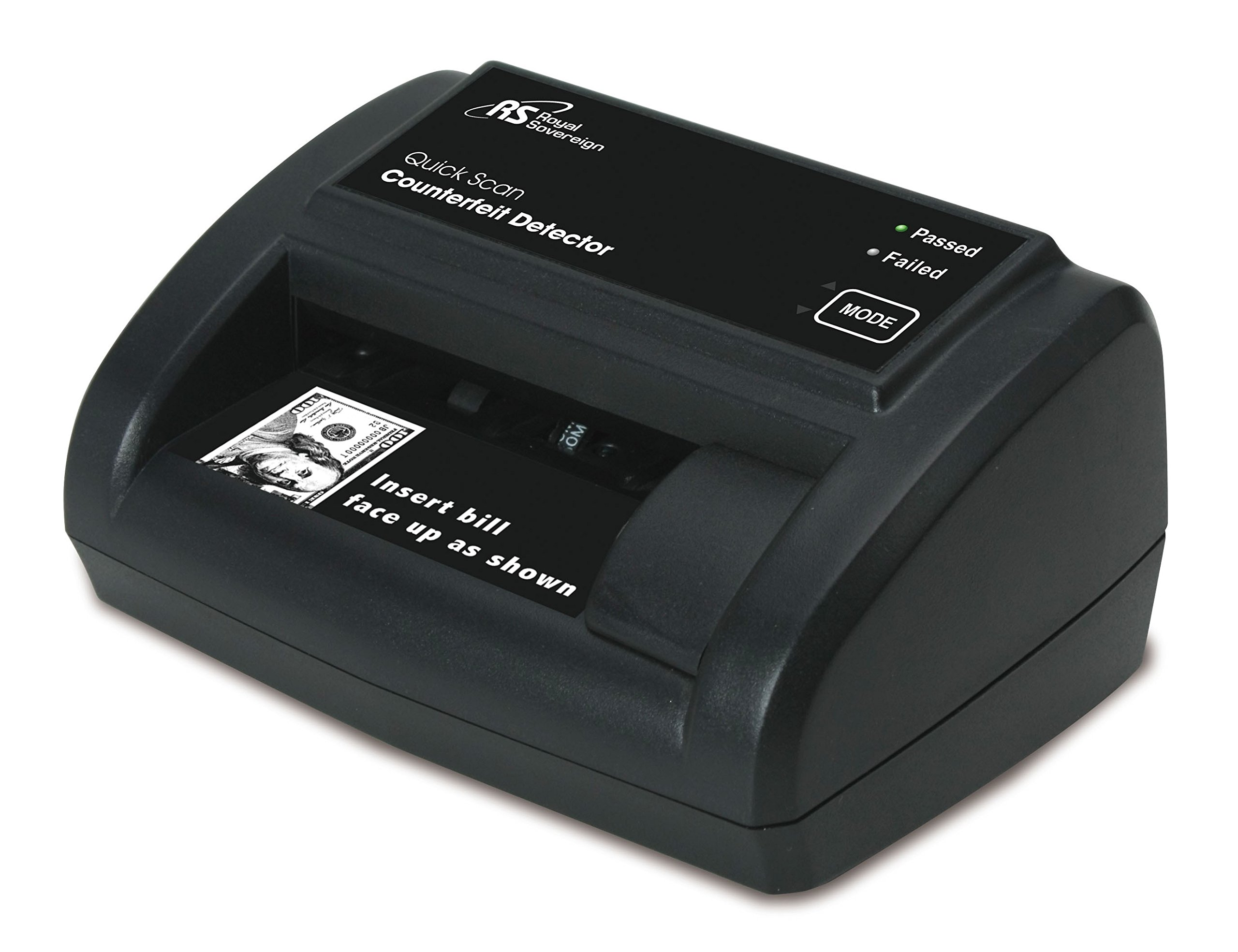 Royal Sovereign Quick Scan Counterfeit Detector (RCD-2120)