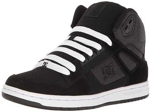 Zapatillas de skate para mujer TX SE Skate W Rebound High, Black Rinse, 10 B US: Amazon.es: Zapatos y complementos