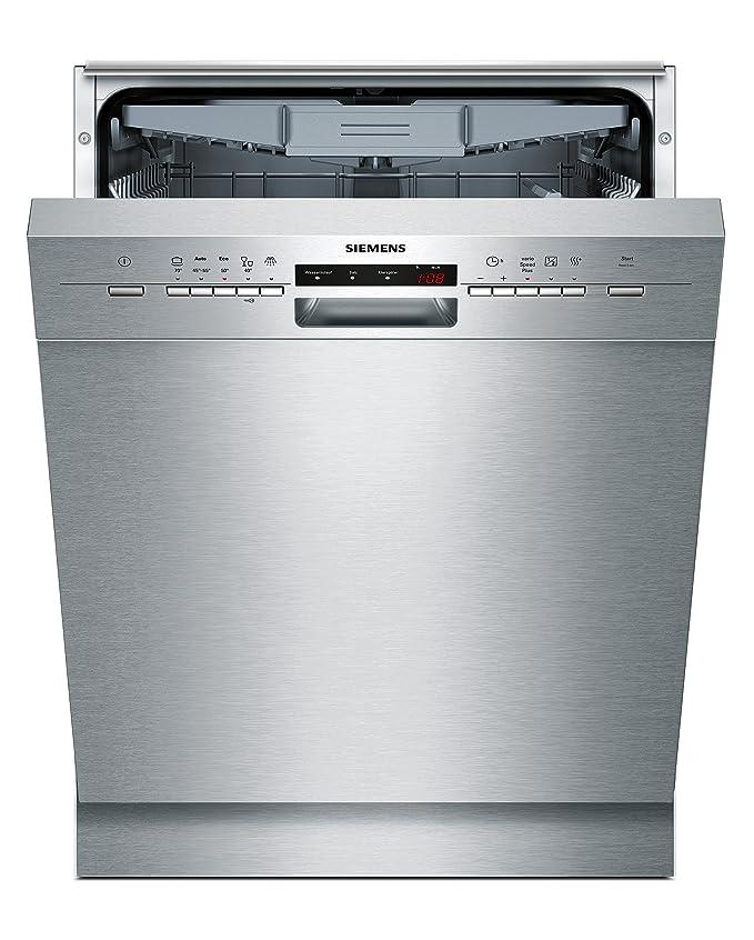 Siemens SN45N589EU lavavajilla - Lavavajillas (Semi-incorporado ...