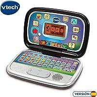 VTech Diverblack PC - Ordenador Infantil Educativo que
