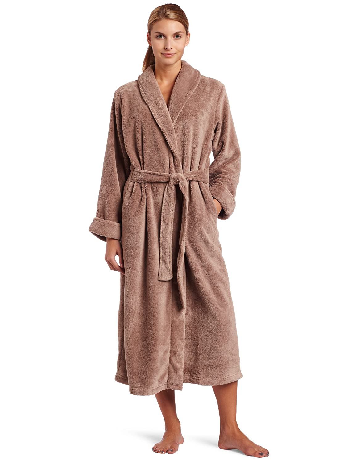 COFFEE Casual Moments Women's Wrap Robe