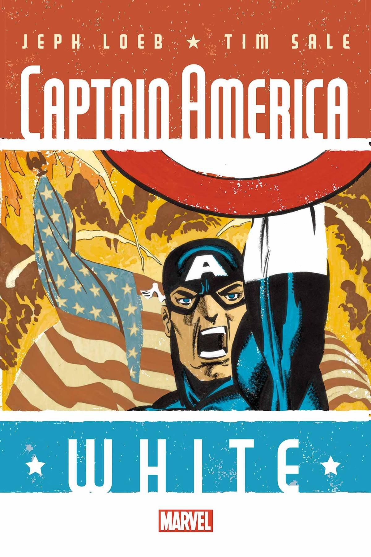 Download CAPTAIN AMERICA WHITE #1 (OF 5) ebook