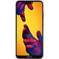 HUAWEI P20 lite Smartphone BUNDLE (14.83 cm (5.84 Zoll), 64GB interner Speicher, 4GB RAM, 16 MP Plus 2 MP Kamera, Android 8.0, EMUI 8.0) Pink [Exklusiv bei Amazon] - Deutsche Version