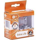 GE General Electric H4 12V 60/55W Halogen Extra Life