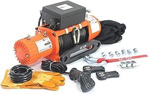 AC-DK 13500 lbs Winch