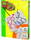 SES Creative - Set de bordado, multicolor (00855)